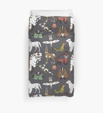 Avatar Menagerie Duvet Cover