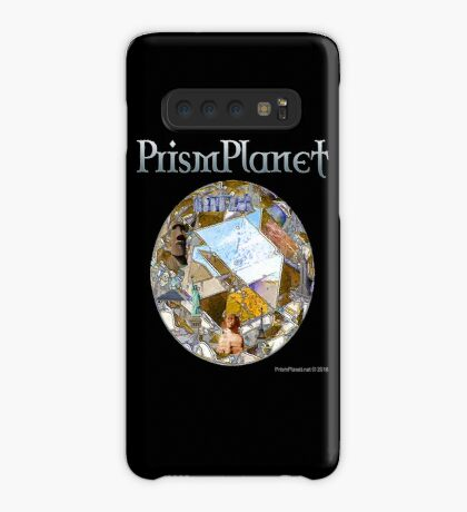 Crystal Planet Case/Skin for Samsung Galaxy