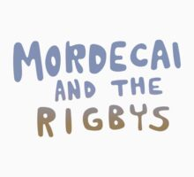 Mordecai and the Rigbys | Baseball  Sleeve