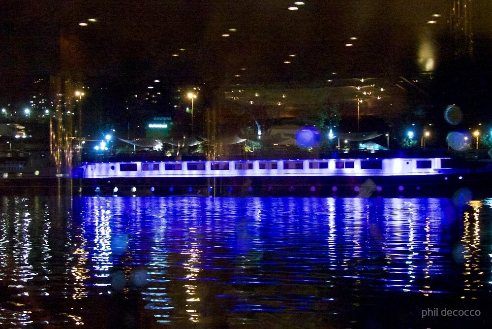 Blue Danube by phil decocco