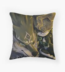 Twilight Nap Throw Pillow