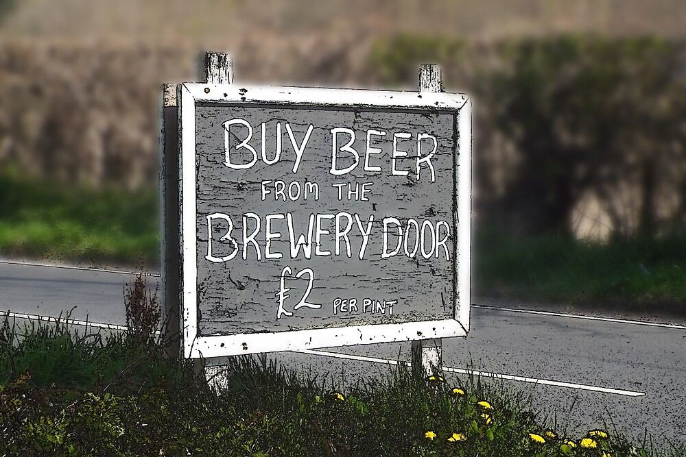 Buy Beer by BrainwaveArt