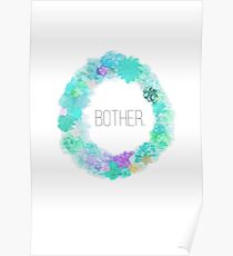 Expletive Wreath [SFL] Poster