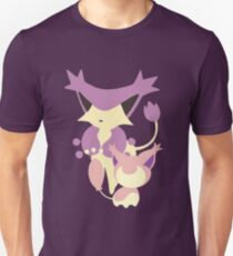 Skitty Evolution Unisex T-Shirt