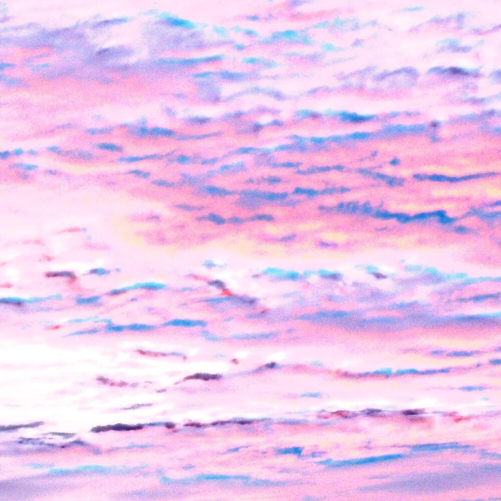 Pink Klouds by goruo