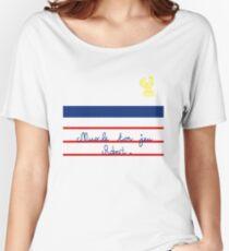 Muscle ton jeu Robert Women's Relaxed Fit T-Shirt