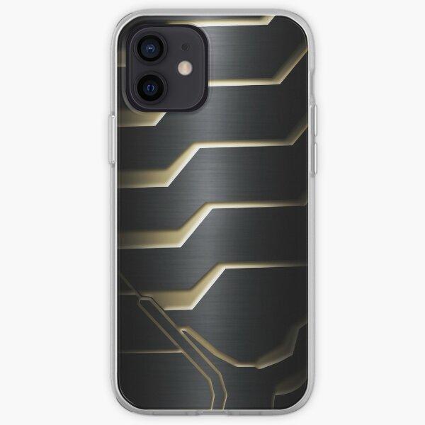 Winter Soldier Arm 2.0 iPhone Soft Case