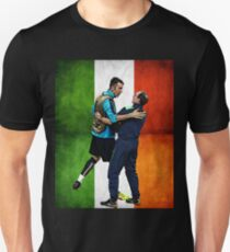 Martin O'Neill & Gigi Buffon Unisex T-Shirt