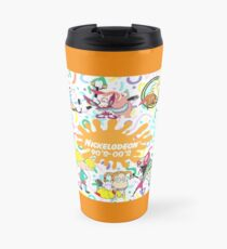 Nickalodeon 90s-00s Travel Mug