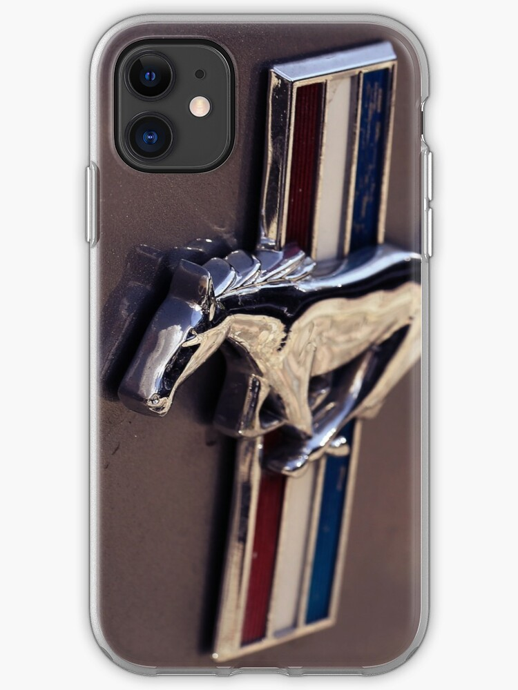 MUSTANG BADGE iPhone 11 case