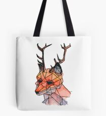 Foxalope Tote Bag