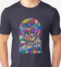 Waluigi Window Unisex T-Shirt