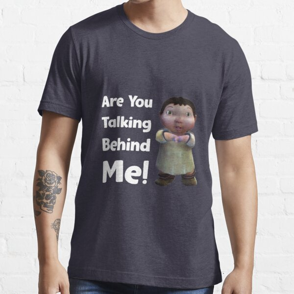 ice age baby saying are you talking behind me! Essential T-Shirt