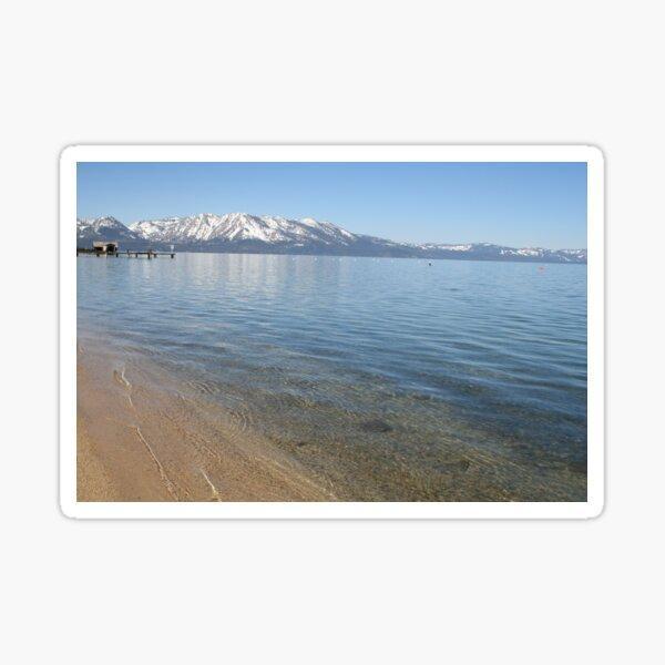 Lake Tahoe - 1 Sticker