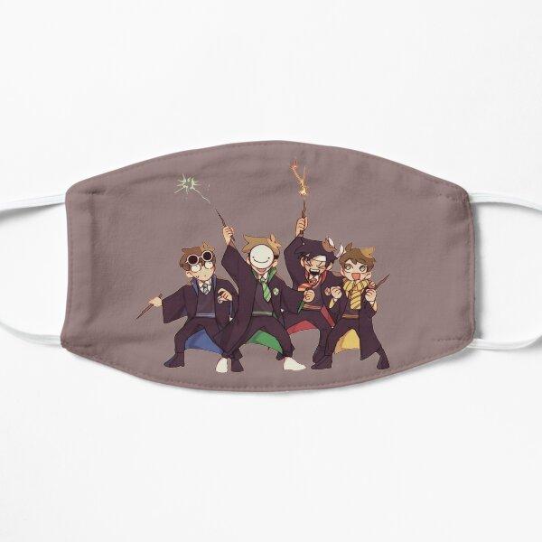 Dream Smp All Members Flat Mask