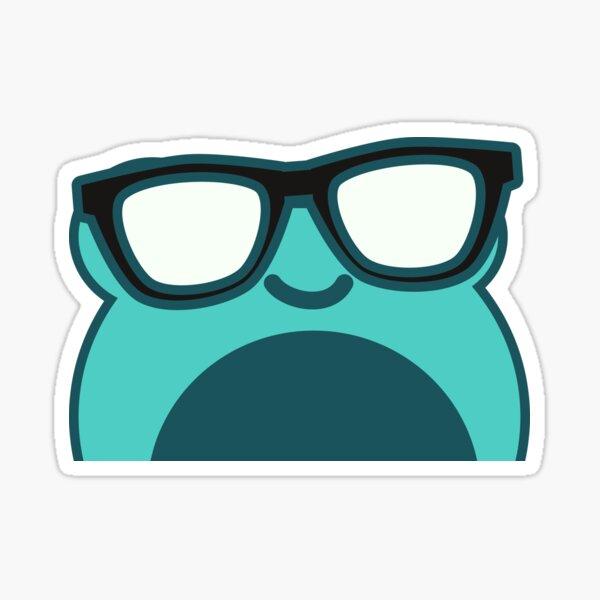Cool B-Froggio Sticker