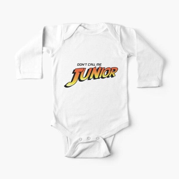 junior Long Sleeve Baby One-Piece