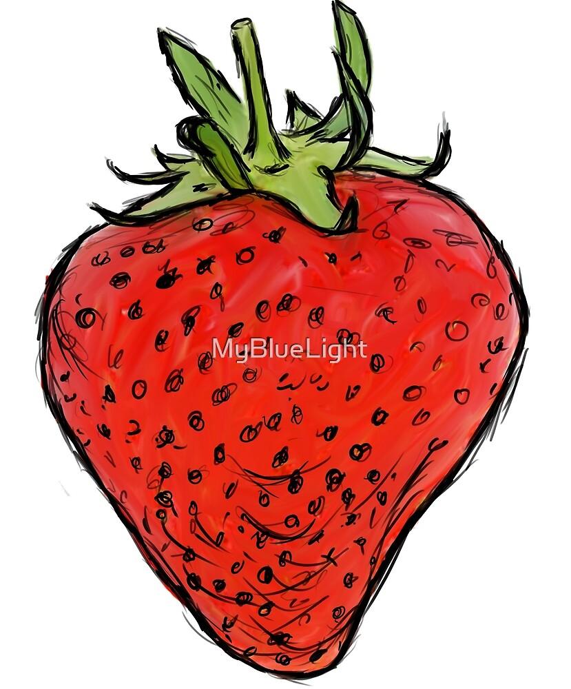 Strawberry by MyBlueLight