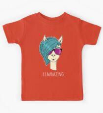 LLAMAZING Kids Clothes
