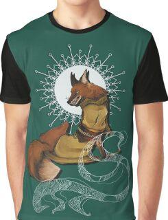 Fox Bride Graphic T-Shirt