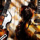 Legendary Duo by John Rivera