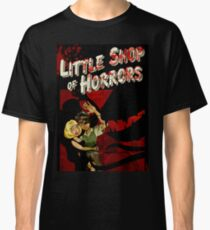 Little Shop of Horrors - pulp style Classic T-Shirt