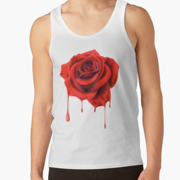 Painting the Roses Red Tank Top