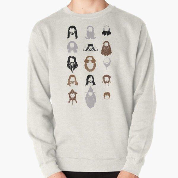 The Bearded Company Pullover Sweatshirt