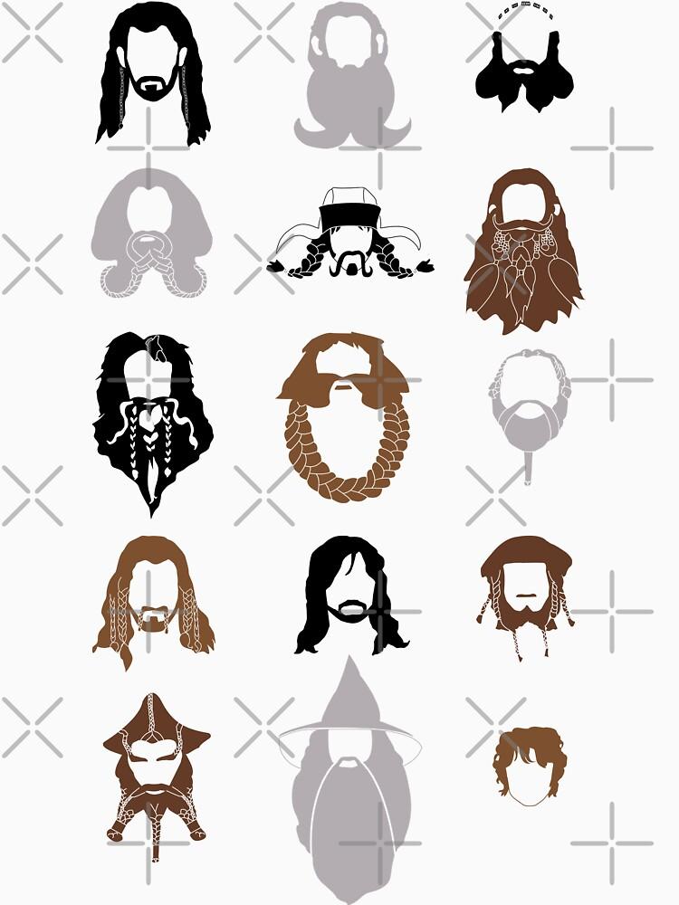 The Bearded Company | Unisex T-Shirt