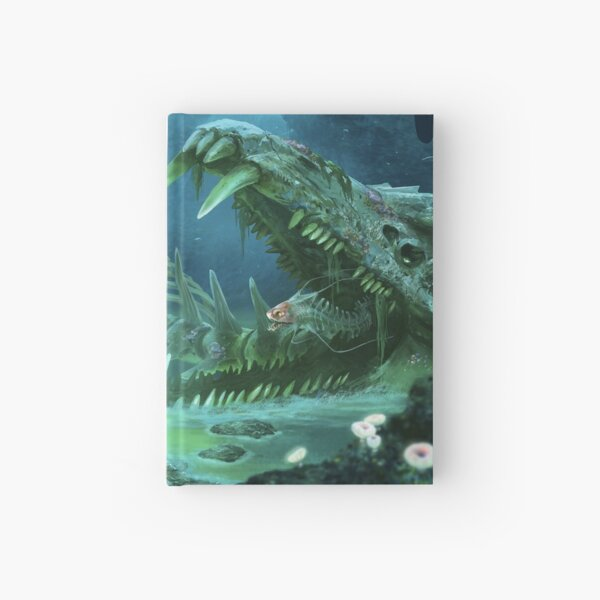 Exploring the Lost River Hardcover Journal