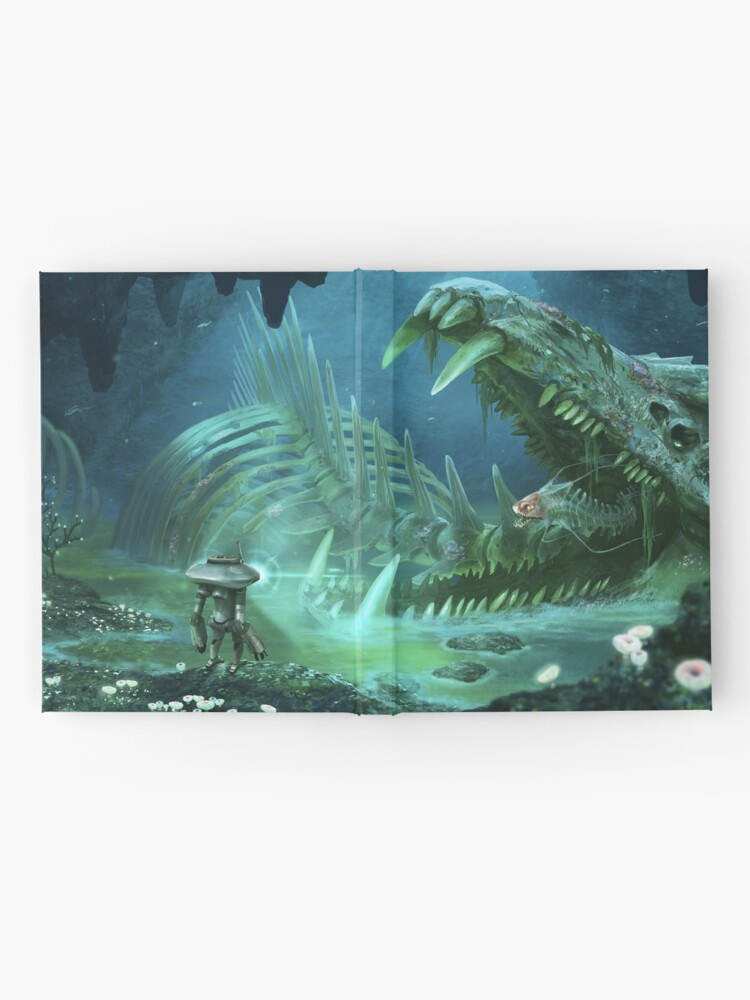 Alternate view of Exploring the Lost River Hardcover Journal