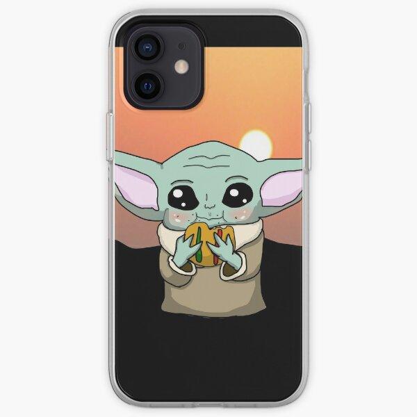 Coques et étuis iPhone sur le thème Baby Yoda | Redbubble