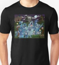 Grim Grinning Ghosts T-Shirt