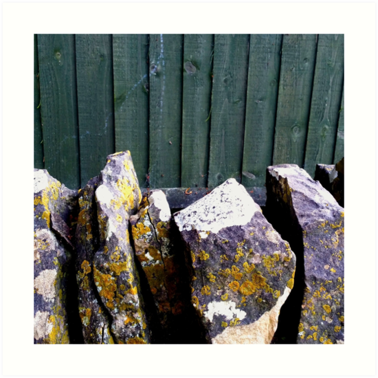 Wood and Stone by Lesley Wildman