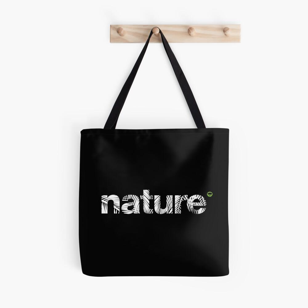 Nature Palm Trees Tote Bag