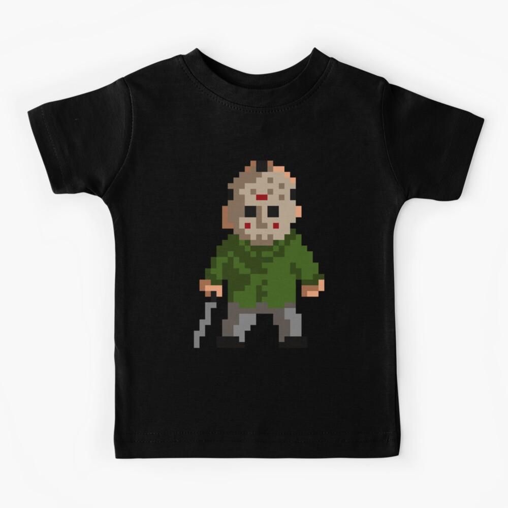 Pixel Jason Kids T-Shirt