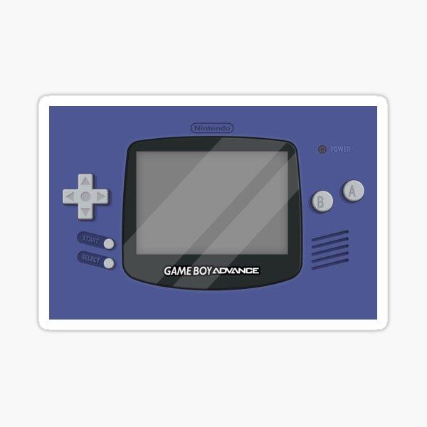 Gameboy Advance - Indigo Sticker