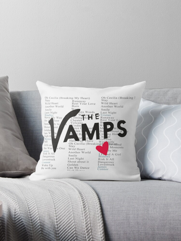 The Vamps by Alexia Gagliano