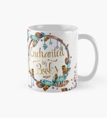 Enchanted by Books Mug
