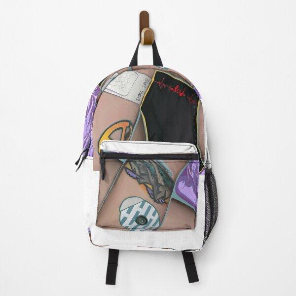ICU Cover Art | Backpack Backpack