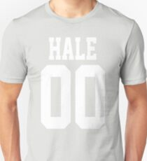 Hale Jersey White Letters T-Shirt