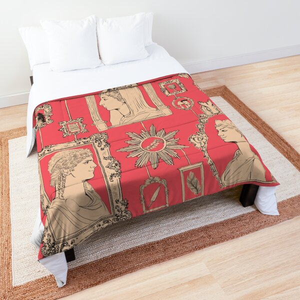 The (Real) House of Caesar Comforter