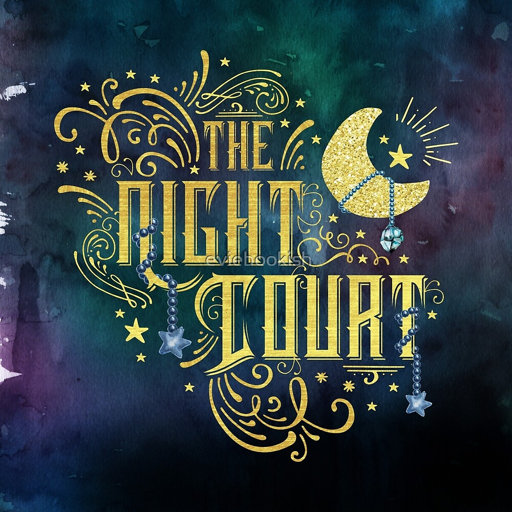 The Night Court by eviebookish