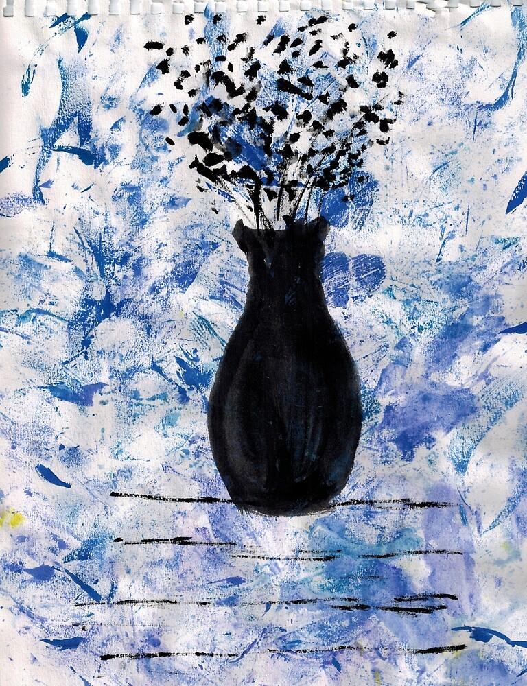flower vase by tumbleberries