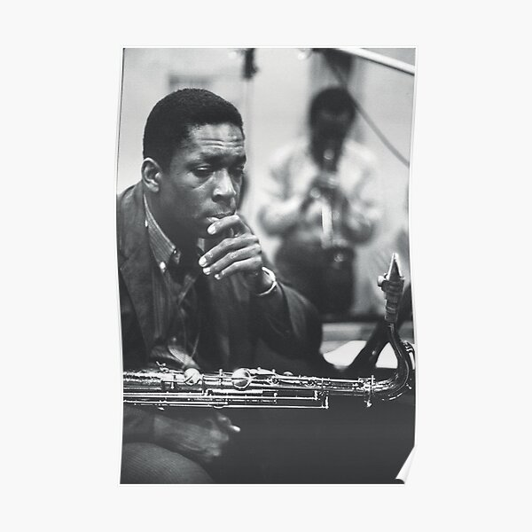 Coltrane Picture Poster