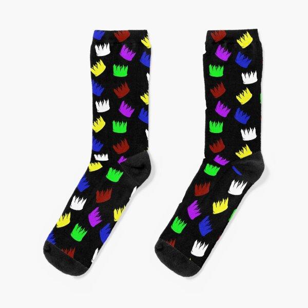 Party Hats Christmas Celebration Osrs Socks