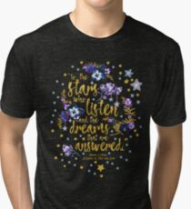 ACOMAF - To the Stars Tri-blend T-Shirt
