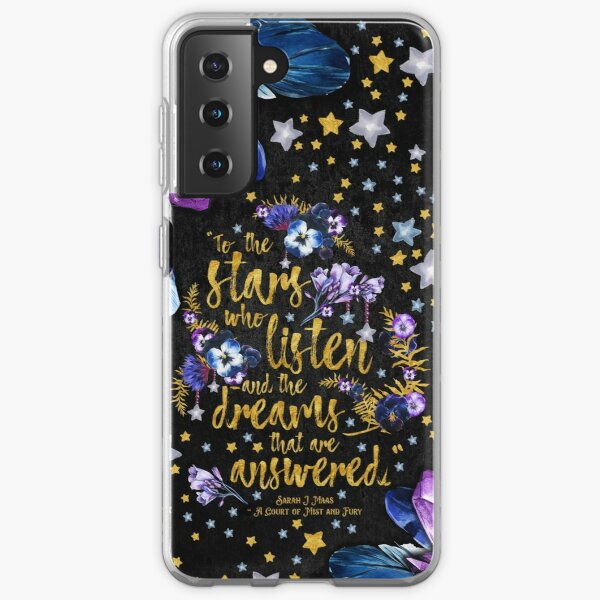 ACOMAF - To the Stars Samsung Galaxy Soft Case