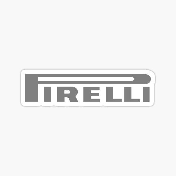 AUTOCOLLANT TIRE-PIRELLI Sticker
