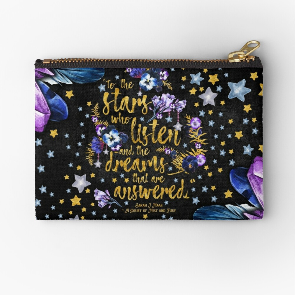 ACOMAF - To the Stars Zipper Pouch